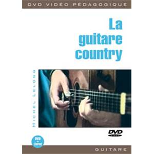 LELONG MICHEL - DVD GUITARE COUNTRY