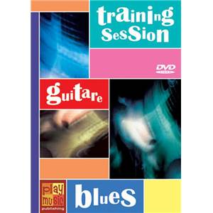 FREDD JUDGE - DVD TRAINING SESSION GUITAR BLUES