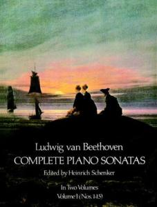 BEETHOVEN - SONATES VOL.1 - PIANO