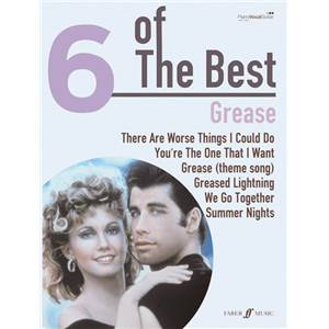 JIM JACOBS - GREASE 6 OF THE BEST P/V/G
