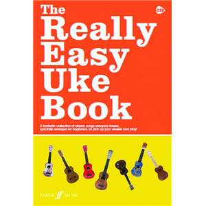 COMPILATION - UKULELE PLAYLIST THE REALLY EASY UKE BOOK