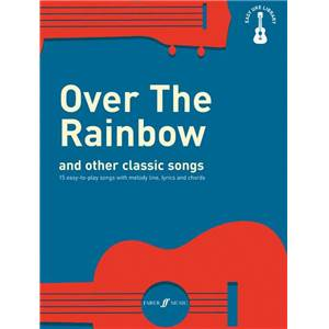 COMPILATION - EASY UKULELE LIBRARY OVER THE RAINBOW, WHAT A WONDERFULL WORD AND OTHERS