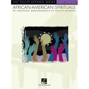 KEVEREN PHILLIP - EASY PIANO SOLOS AFRICAN AMERICAN SPIRITUAL