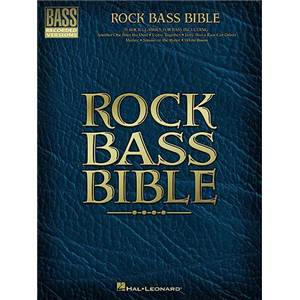 COMPILATION - ROCK BASS BIBLE TAB.