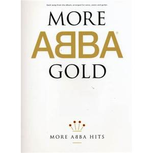 ABBA - MORE GOLD P/V/G