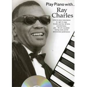CHARLES RAY - PLAY PIANO WITH... + CD ÉPUISÉ