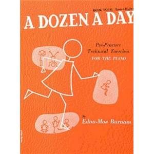 BURNAM EDNA MAE - A DOZEN A DAY VOL.4