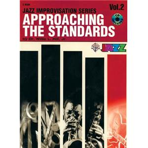 COMPILATION - APPROACHING THE STANDARDS VOL.2 IN C + CD