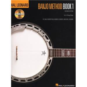 ROBERTSON MAC - BANJO METHOD VOL.1 + CD
