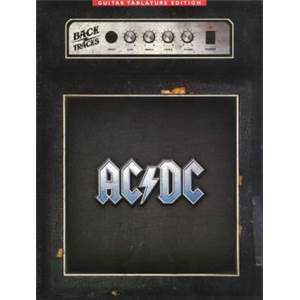 AC/DC - BACKTRACKS GUITAR TAB.