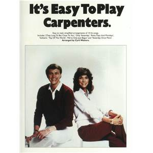 CARPENTERS THE - IT'S EASY TO PLAY