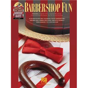 COMPILATION - SING IN THE BARBERSHOP QUARTET VOL.1 FUN + CD