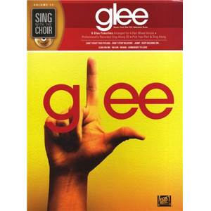 COMPILATION - SING WITH THE CHOIR VOL.14 GLEE + CD