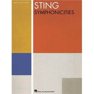 STING - SYMPHONICITIES P/V/G