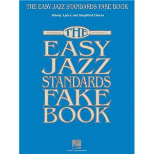 COMPILATION - THE EASY JAZZ STANDARD FAKE BOOK