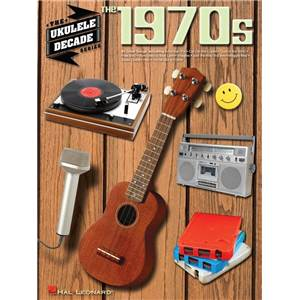 COMPILATION - THE UKULELE DECADE SERIES THE 1970S