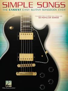 COMPILATION - SIMPLE SONGS THE EASIEST EASY GUITAR SONGBOOK EVER GUITAR TAB.