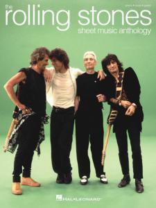 ROLLING STONES - SHEET MUSIC ANTHOLOGY P/V/G