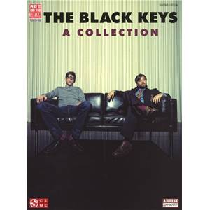 BLACK KEYS - A COLLECTION GUITAR TAB.