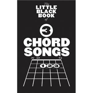 COMPILATION - LITTLE BLACK SONGBOOK 3 CHORD SONGS