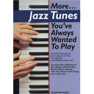 COMPILATION - MORE... JAZZ TUNES YOU'VE ALWAYS WANTED TO PLAY