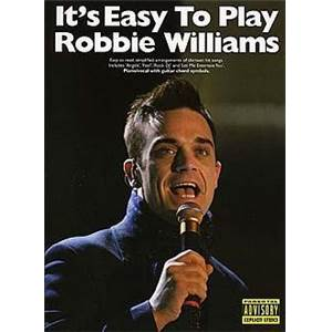 WILLIAMS ROBBIE - IT'S EASY TO PLAY