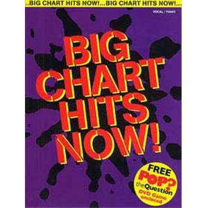 COMPILATION - BIG CHART HITS NOW + DVD GRATUIT FREE POP? THE QUESTION