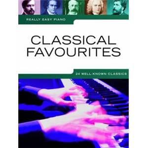 COMPILATION - REALLY EASY PIANO CLASSIC FAVOURITES