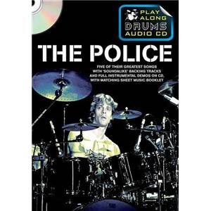 POLICE THE - PLAY ALONG DRUMS (FORMAT DVD) + CD