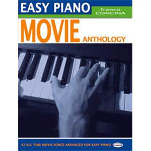 CONCINA FRANCO - EASY PIANO MOVIE ANTHOLOGY