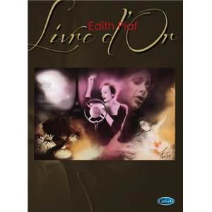 PIAF EDITH - LIVRE D'OR P/V/G