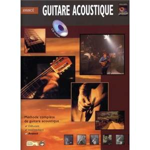 HORNE GREG - GUITARE ACOUSTIQUE AVANCE + CD