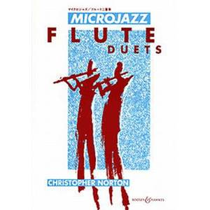 NORTON CHRISTOPHER - MICROJAZZ DUETS FLUTES (2)