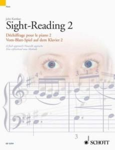 KEMBER JOHN - SIGHT-READING (DECHIFFRAGE) VOL.2 - PIANO