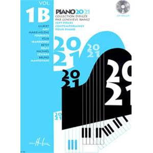 IBANEZ GENEVIEVE - PIANO 20-21 VOL.1B + CD - PIANO