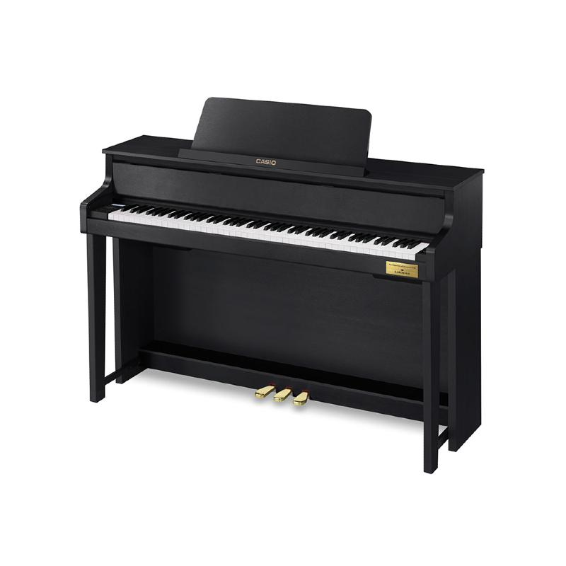 piano numerique meuble casio gp 300 bk paul. Black Bedroom Furniture Sets. Home Design Ideas