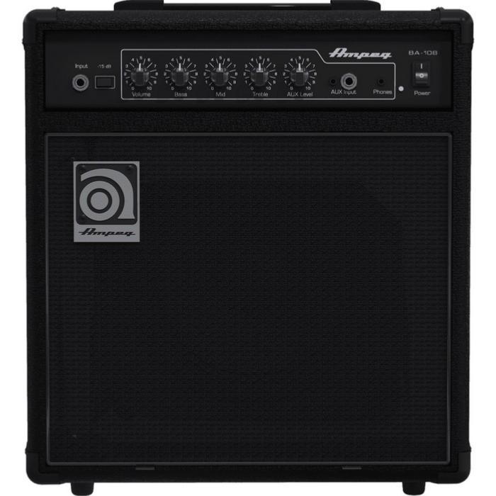 ampli basse ampeg ba 108 v2 i paul. Black Bedroom Furniture Sets. Home Design Ideas