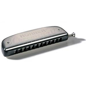 HARMONICA CHROMATIQUE 12 HOHNER CHROMETTA 255/48