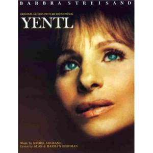 LEGRAND MICHEL - YENTL ORIGINAL MOTION PICTURE SOUNDTRACK P/V/G