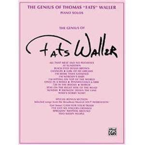 WALLER FATS - THE GENIUS OF PIANO ET VOIX