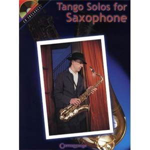 POLANUER JORGE - TANGO SOLOS FOR SAXOPHONE + CD