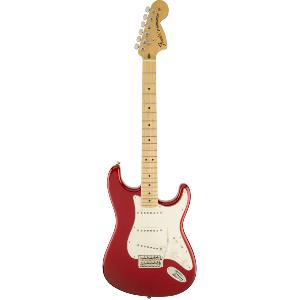 GUITARE FENDER AMERICAN SPECIAL STRATOCASTER CANDY APPLE RED 0115602309