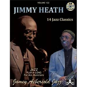 HEATH JIMMY - AEBERSOLD 122 + CD