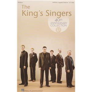 KING SINGERS - 40TH ANNIVERSARY COLLECTION