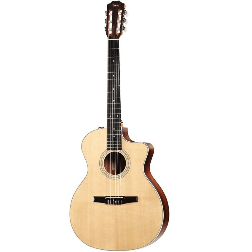 guitare classique electro acoustique taylor 214ce n paul. Black Bedroom Furniture Sets. Home Design Ideas