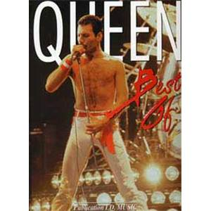 QUEEN - BEST OF PAROLES ET ACCORDS GUITARE