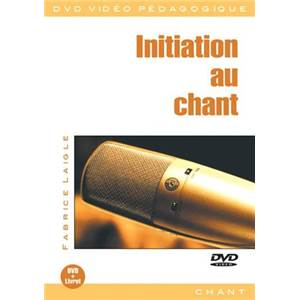 LAIGLE FABRICE - DVD INITIATION AU CHANT