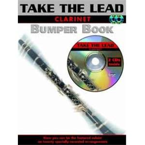 COMPILATION - BUMPER TAKE THE LEAD CLARINET + CD