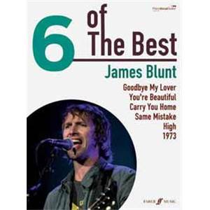 BLUNT JAMES - 6 OF THE BEST P/V/G