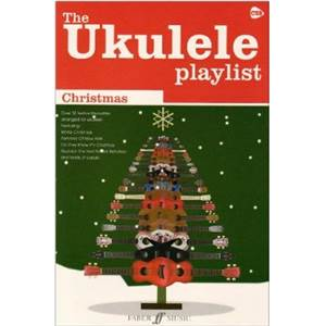 COMPILATION - UKULELE PLAYLIST THE CHRISTMAS VOL.CHORD SONGBOOK